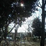 三鎮工業前の公園